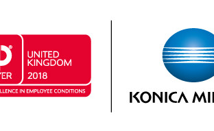 Konica Minolta recognised as one of the Top UK employers