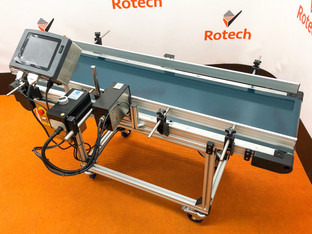 Rotech launch new modular conveyors to simplify packaging coding