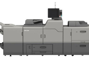 New Ricoh Pro C7200sl offers affordable printing for in-house production environments