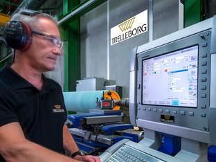 Trelleborg expands polyurethane roller range