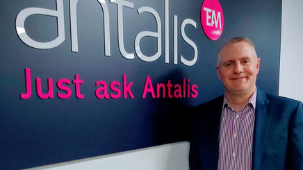Changes in Antalis UK management