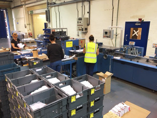 Taylor Bloxham expands direct mail operation to double capacity