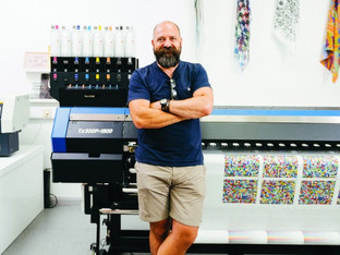 Mimaki printers help University of Huddersfield unlock students' creative potential