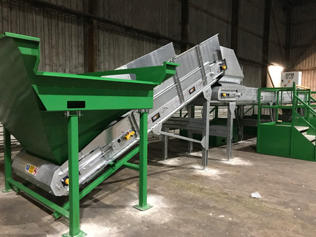 Paper Round installs UK's first compostables specific sorting line