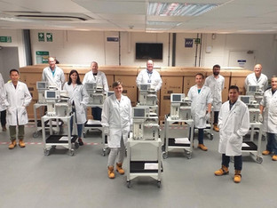 Cepac supports NHS emergency response with specialist packaging for ventilators