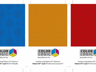 Color-Logic Expands Pattern-FX library