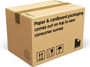 Paper and cardboard packaging comes out on top