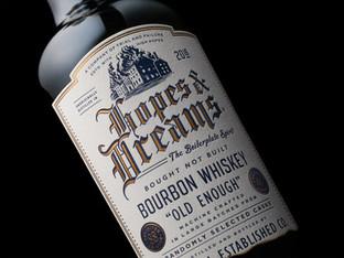 Hopes & Dreams satirical new bourbon – 'Meh'