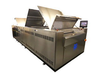 Asahi AWP-DEW 4260 PLF delivers higher quality, faster processing, and easy maintenance