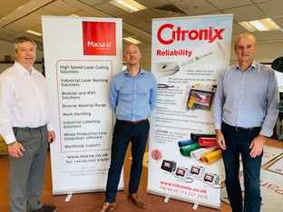Macsa ID UK agrees strategic partnership with Codetronix