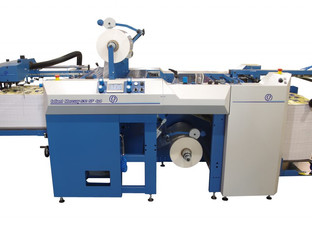 Triple bindery investment for Park Lane Press