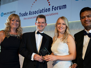 British Coatings Federation retains title as UK Trade Association of the Year