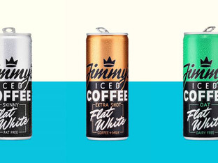 Ball Corporation supports Jimmy's Iced Coffee