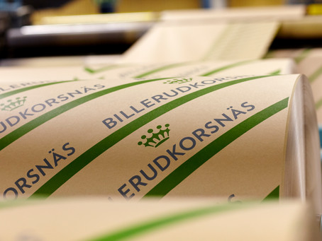 BillerudKorsnäs number one in global sustainability rating