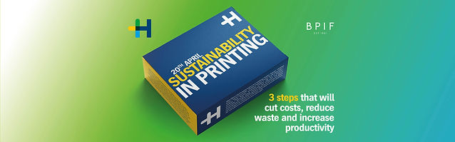 Sustainability in printing Campaign-BPIF