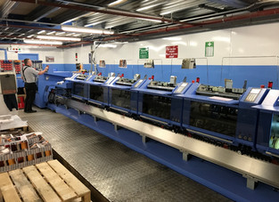 Taylor Bloxham invests over £1 million in print finishing technology