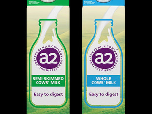 a2 MilkT UK has ditched plastic bottles and switched to recyclable cartons