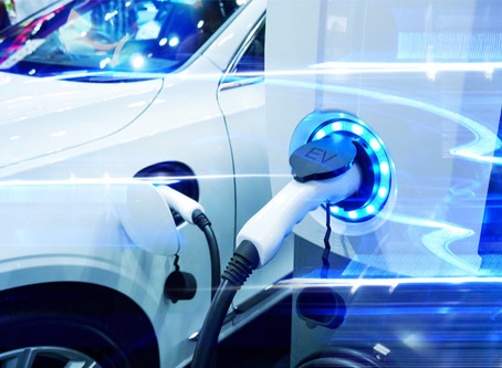 Sales of electric vehicles storming ahead whilst manufacturing capacity lags