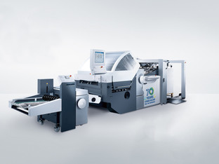 Heidelberg Stahlfolder celebrates 70th anniversary with offers for customers