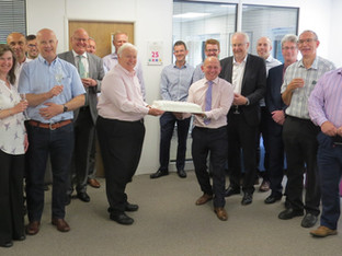 British Coatings Federation's printing inks members celebrate 25th anniversary