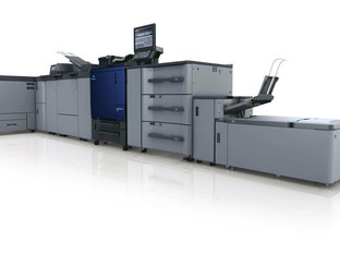 University Print Shop accelerates growth with AccurioPress C3080