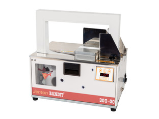 Jenton launches Bandit 300 heat seal banding machine