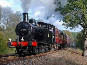 Enjoy Mother's Day at the Spa Valley Railway