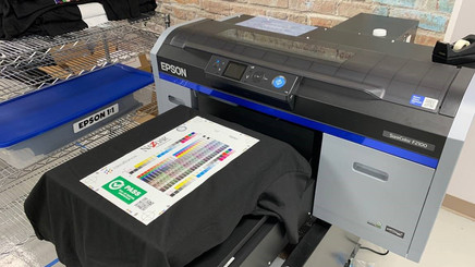 Nazdar announces qualification of first DTG printed T-Shirt in G7 methodology