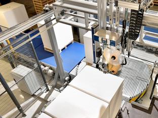 New sheeting line starts up at Metsä Board's Äänekoski mill in Finland