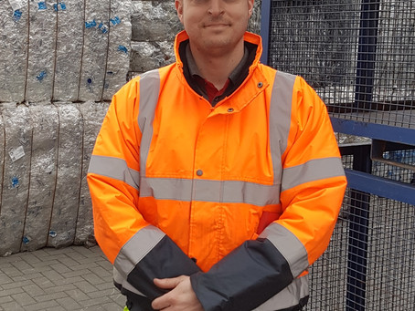 Matt Clark joins Vanden Recycling as new business development officer