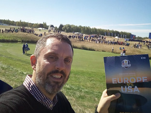 Pureprint prints for the 2018 Ryder Cup