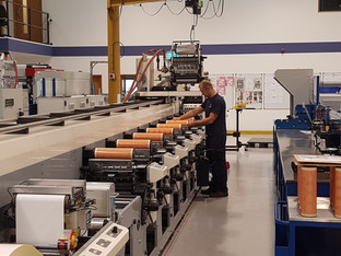 Hamilton Adhesive Labels switches to PureTone as part of excellence drive