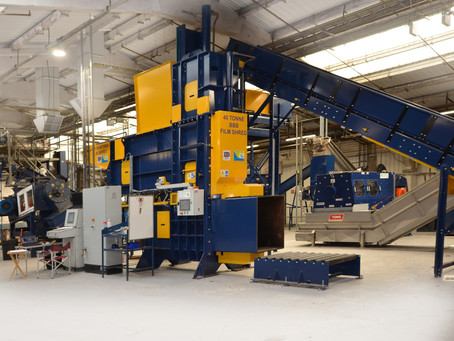 Berry's enhanced recycling facility is UK first