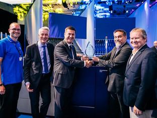 Konica Minolta's AccurioPress C6100 wins international award