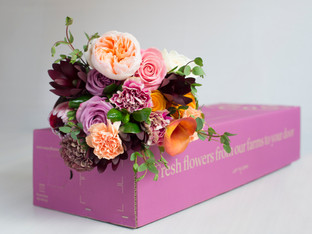 Smurfit Kappa's e-commerce expertise leads to impressive sales growth for flower provider