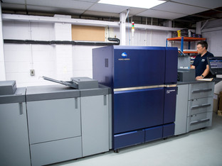 TPC takes major leap with first Konica Minolta C12000 in the UK