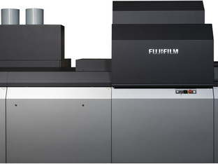 Fujifilm announces the Jet Press 750S