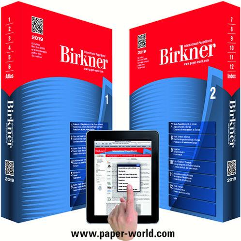 Birkner 2019 – International PaperWorld | Print | United Kingdom