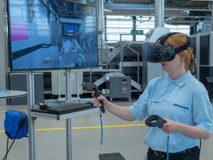 Training year gets underway at Heidelberg – hand in hand with digital transformation