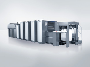 Spectrum Printing to be first in Wales with latest Heidelberg B2 press