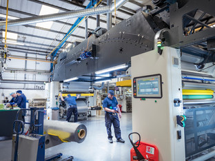 Parkside extends capabilities with new machine investment