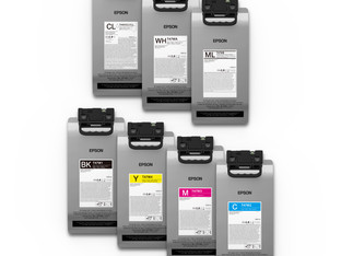 Epson announces GOTS approval for its UltraChrome DG inks