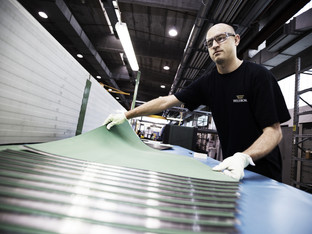 Trelleborg launches Vulcan metal back blanket for newspaper printing