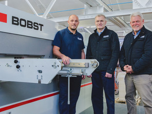 Affinity Packaging moves to new phase in business growth strategy with Bobst
