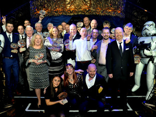 The Solutions Awards: Superstars of print and design