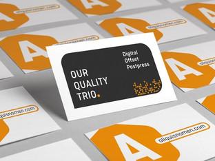 Quality hat-trick: Onlineprinters sets standards