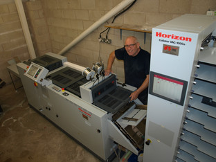 Horizon Systems aid fast response service at The Print & Design Factory