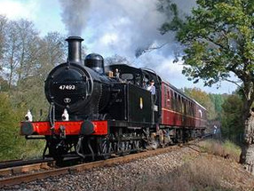 Spa Valley secures steam future with Jinty purchase