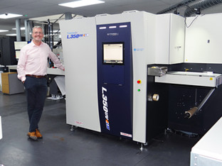 Baker Labels invests in new Truepress Jet L350UV+ LM
