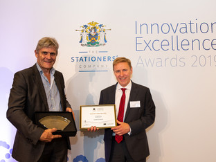Stationers' Company celebrates innovation